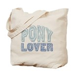Pony Lover Horse Pet Tote Bag