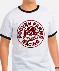 Poovey Farms Racing T-Shirt