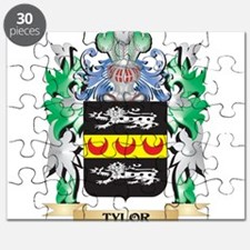 Tylor Coat of Arms - Family Crest Puzzle