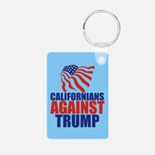 California Anti Trump Keychains