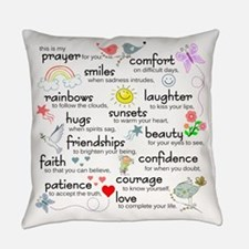 My Prayer For You Everyday Pillow