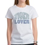 Tiger Lover Wildlife Safari Women's T-Shirt