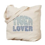 Tiger Lover Wildlife Safari Tote Bag