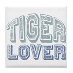 Tiger Lover Wildlife Safari Tile Coaster