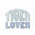 Tiger Lover Wildlife Safari Postcards (Package of