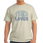 Tiger Lover Wildlife Safari Light T-Shirt