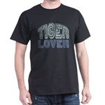 Tiger Lover Wildlife Safari Dark T-Shirt