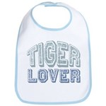 Tiger Lover Wildlife Safari Bib