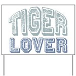 Tiger Lover Wildlife Safari Yard Sign