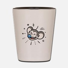 Barton Bluenose Mouse Shot Glass