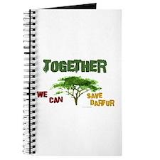 Together ..... (Darfur) Journal