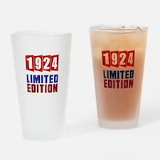 1924 Limited Edition Birthday Drinking Glass