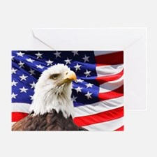 Unique Mens eagle Greeting Card