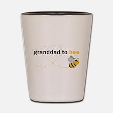 Granddad To Bee Shot Glass