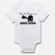 Smack down Infant Bodysuit
