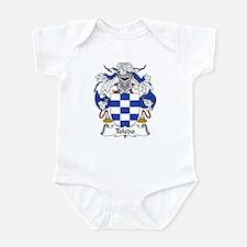 Toledo Infant Bodysuit