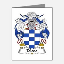 Toledo Note Cards (Pk of 20)