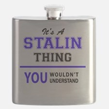 It's STALIN thing, you wouldn't understand Flask