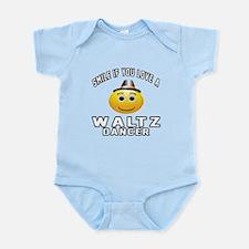 Waltz Dancer Designs Infant Bodysuit