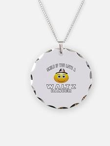 Waltz Dancer Designs Necklace