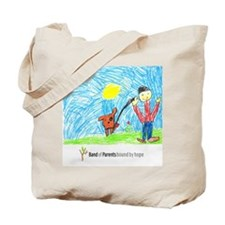 Benjamin's Dog Tote Bag