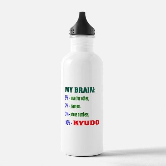 My Brain, 90% Kyudo Water Bottle