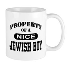 Property of a Nice Jewish Boy Small Mug