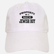 Property of a Nice Jewish Boy Baseball Baseball Cap
