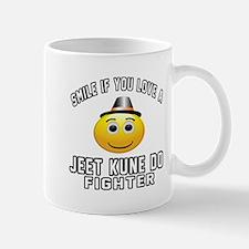 Jeet Kune Do Fighter Designs Mug