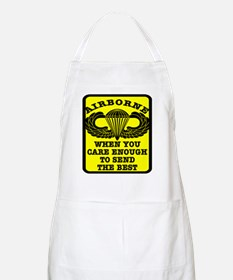 Care To Send The Best BBQ Apron