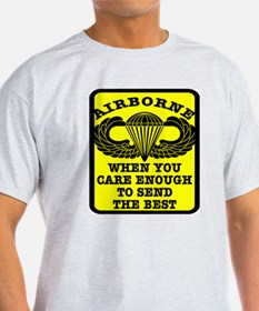 Care To Send The Best T-Shirt