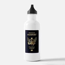 Unique Identification Water Bottle
