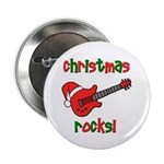 Christmas Rocks! Guitar Santa 2.25