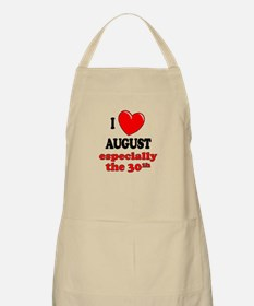 August 30th BBQ Apron