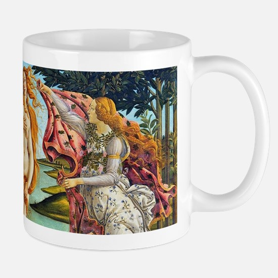The Birth of Venus - Botticelli Mugs