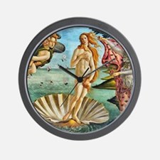 The Birth of Venus - Botticelli Wall Clock