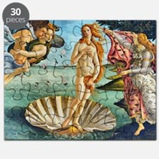 The Birth of Venus - Botticelli Puzzle