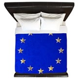 European union King Duvet Covers