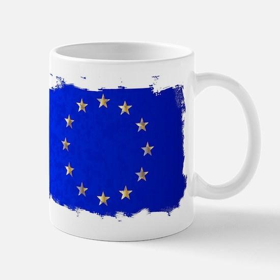 EU Flag Mugs