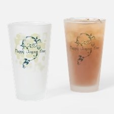 happy3.png Drinking Glass