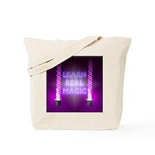 Learn Real Magic Tote Bag