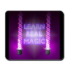 Learn Real Magic Mousepad