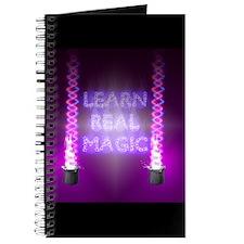 Learn Real Magic Journal