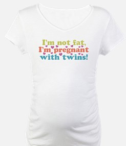 Pregnant with Twins Shirt