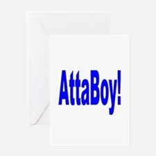 AttaBoy Store Greeting Card