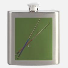Cute Pocket art Flask