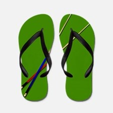Snooker Cues Flip Flops