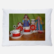 Russian Doll Tea Time Dog Bed