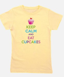 Unique Keep calm and Girl's Tee