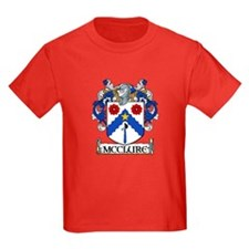 McClure Coat of Arms T